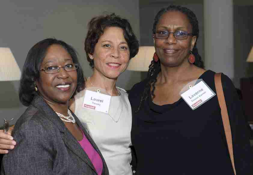 Kathy, Laurie, Laverne