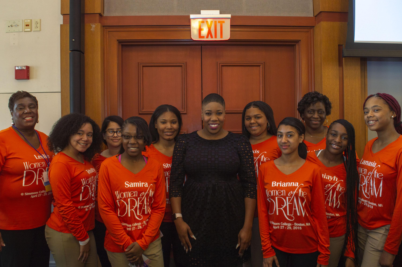 Simmons University's Black Symposium